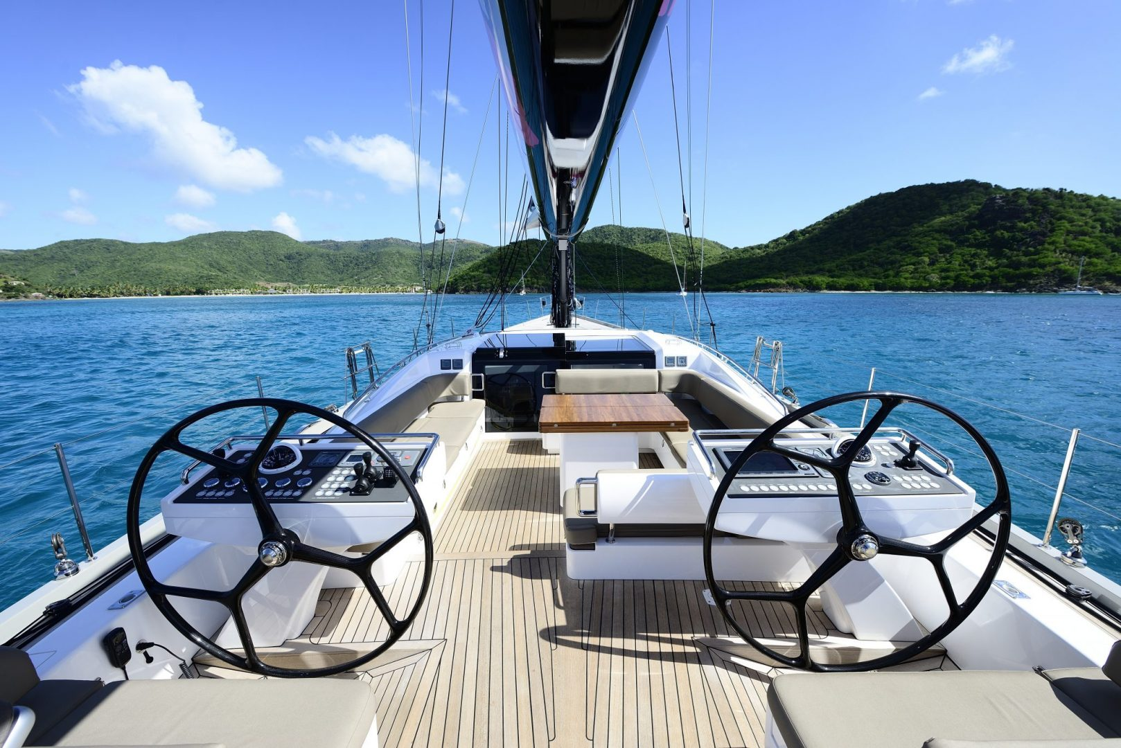 Yacht home page