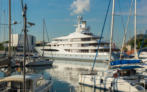 Commercial/Private Yacht Registration