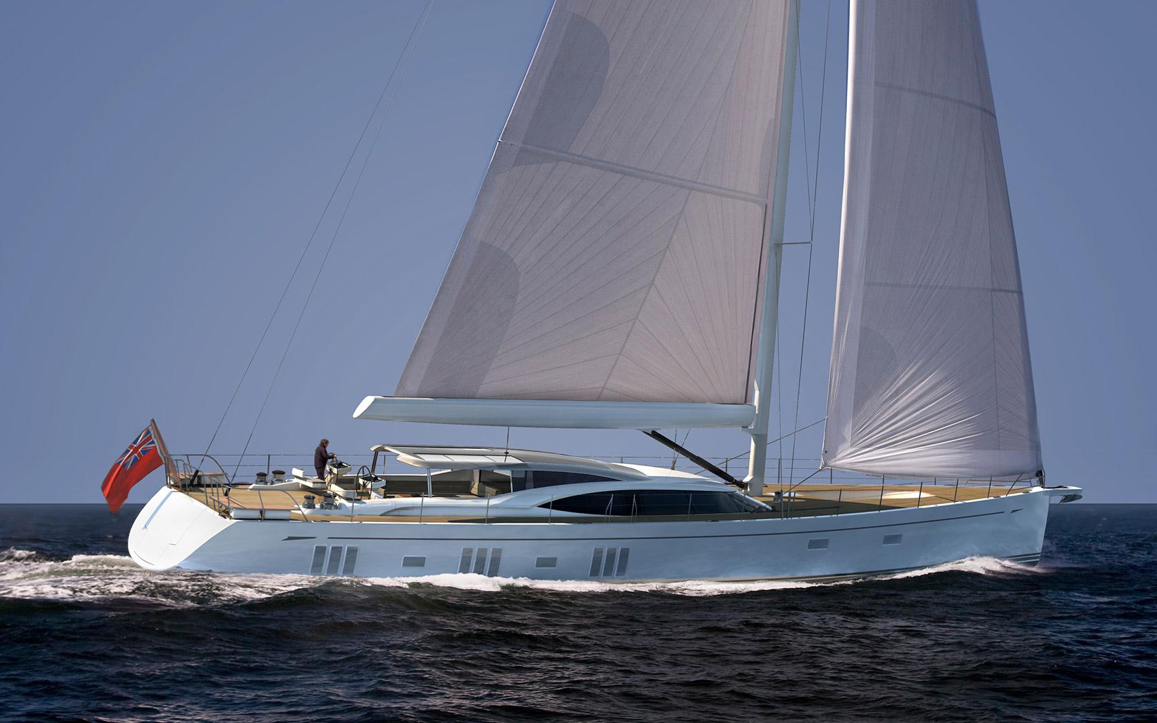 yacht-open-ocean